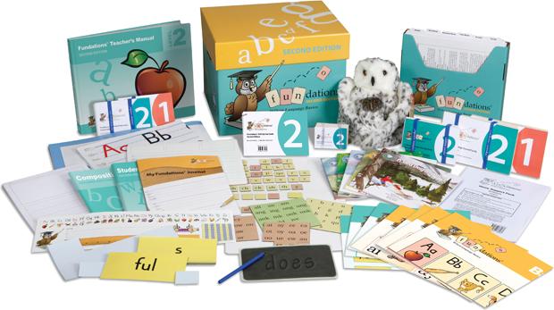 Fundations Level 2 Teacher's Kit