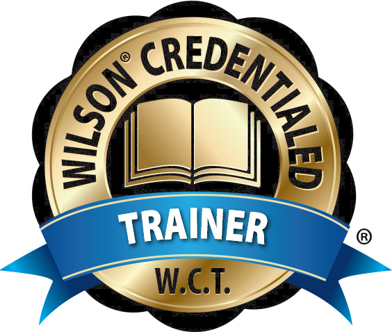 Wilson Credentialed Trainer logo