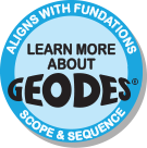 Learn more about Geodes