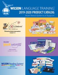 2019-2020 Catalog cover