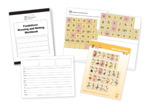 Image of the Fundations At Home Student Support Packet for Level 1