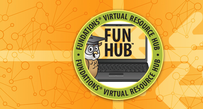 Fundations virtual hub click for more info