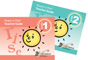 Ready to Rise Teacher Guide Covers