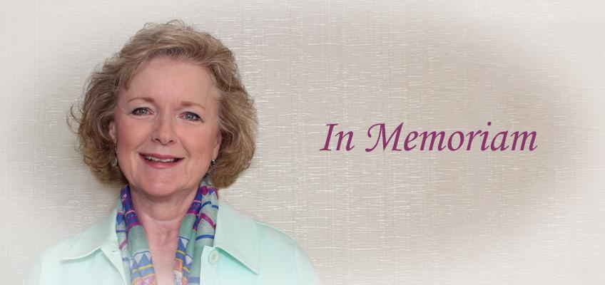 In Memoriam: Janet Lorenz